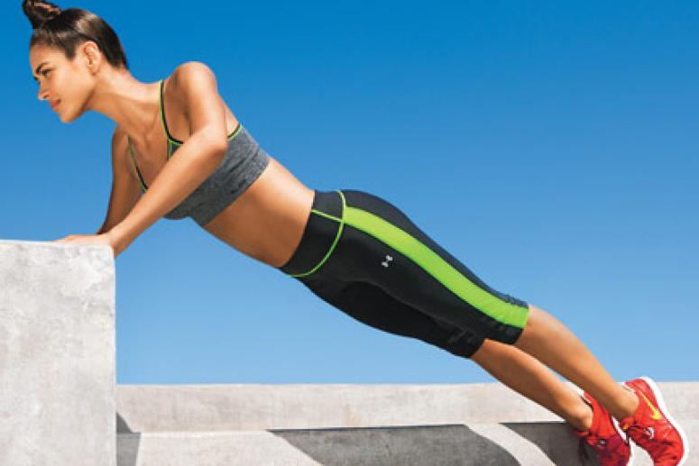 Упражнения для похудения или как быть всегда в форме