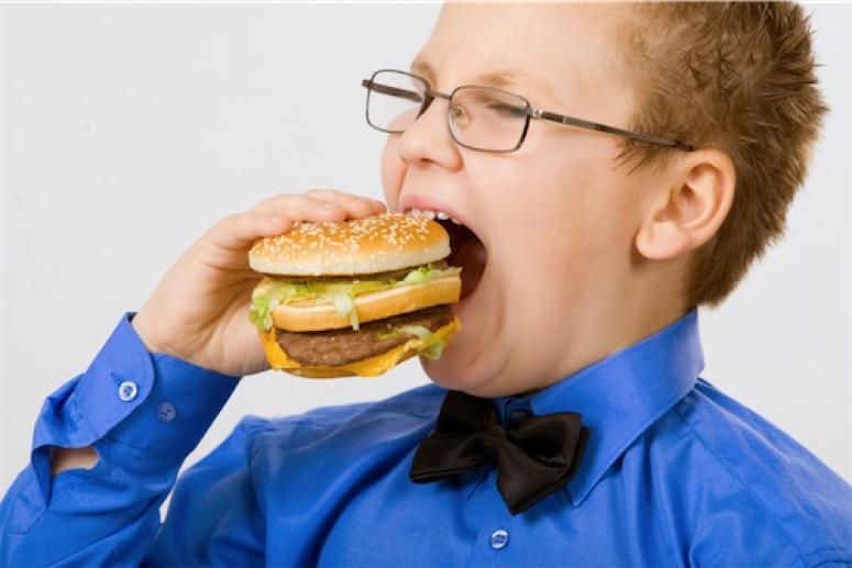 Склонность ребенка к ожирению