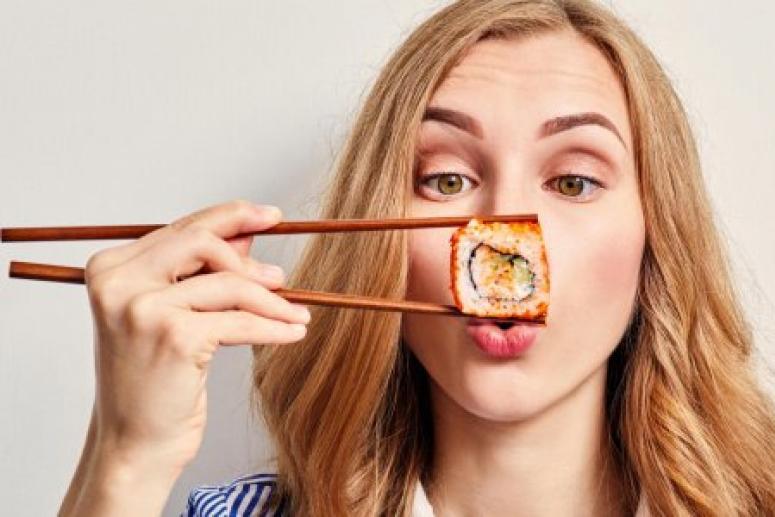Как выбрать полезные для здоровья суши и роллы
