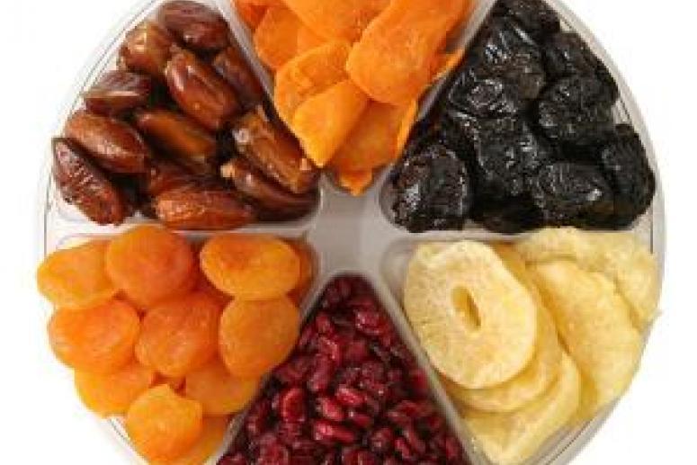 Какие сухофрукты наиболее полезны для здоровья