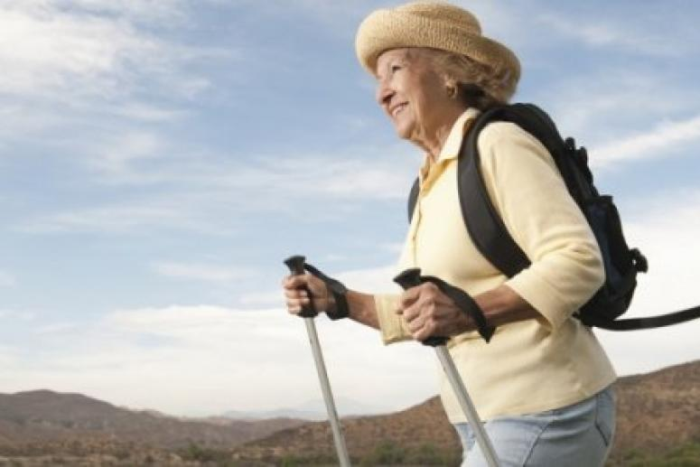 Учёные советуют пожилым женщинам делать 7,5 тысяч шагов в день