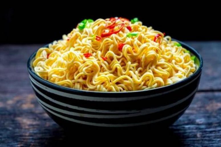 «Быстрая» лапша может спровоцировать болезни желудка