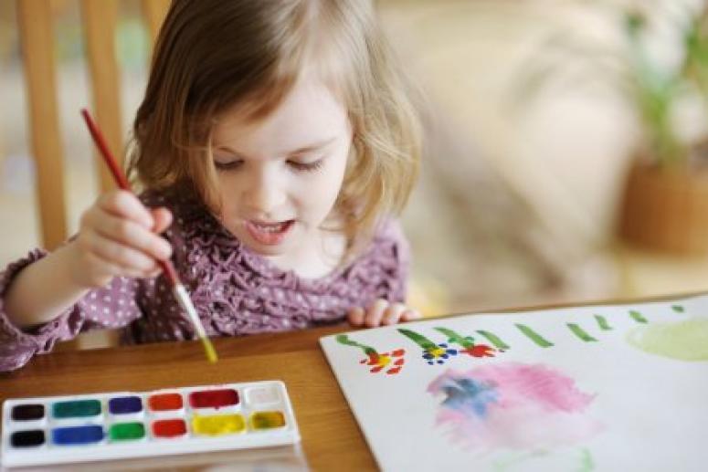 Интеллект ребёнка можно определить по рисунку