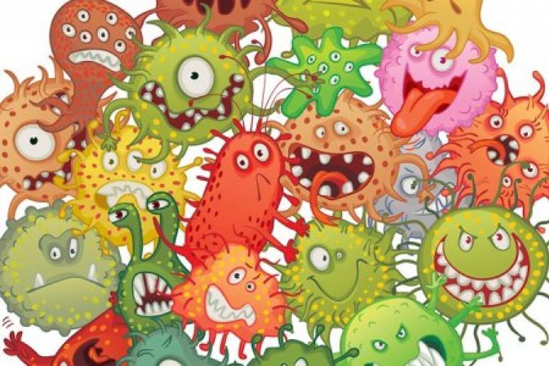 У вас в карманах миллиарды микробов! Ученые рассказали о самых грязных местах