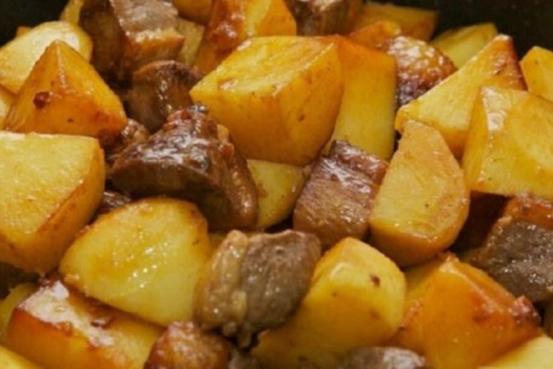 Самое вредное блюдо из картофеля