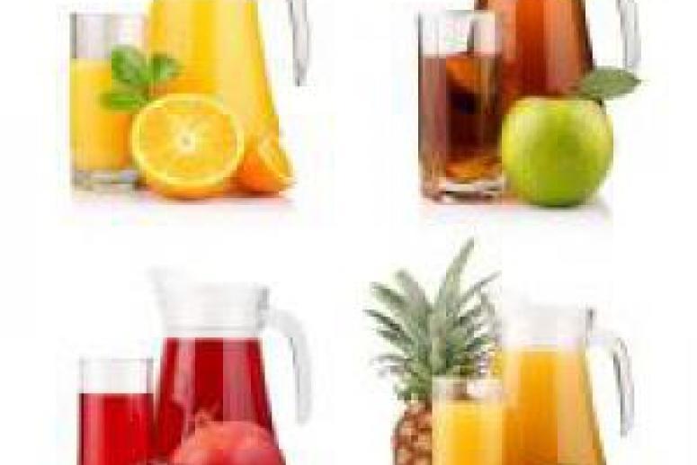 Стакан сока: против ожирения и давления