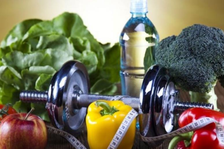 Правильный образ жизни и сбалансированное питание может уберечь от негативного влияния свободных радикалов