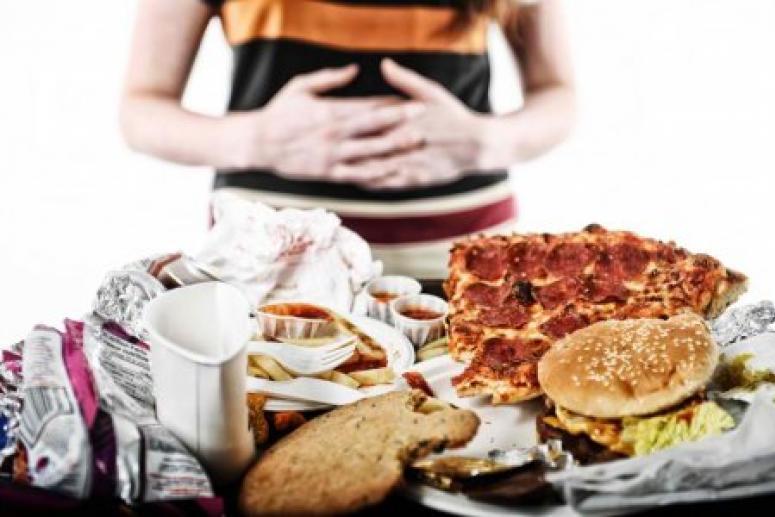 От ожирения людей спасет борьба с глобальным потеплением