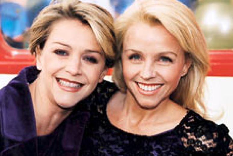 Двойная голландская диета Лесли и Дэбби Эш