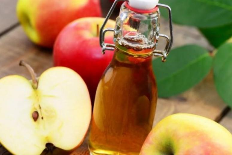 Яблочный уксус для снижения холестерина и сахара