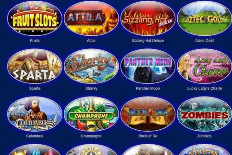 Игровые автоматы Вулкан: особенности онлайн игры