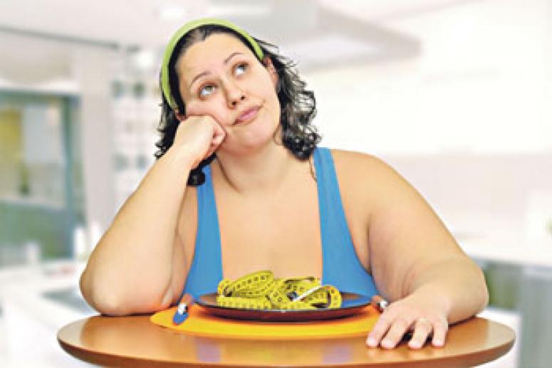 Как похудеть без диет и лишнего стресса