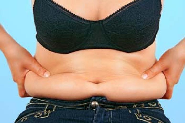 Как убрать живот и сбросить лишний вес