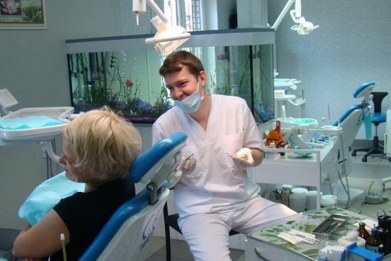 Весь спектр стоматологических услуг в клинике на ул. Сикейроса
