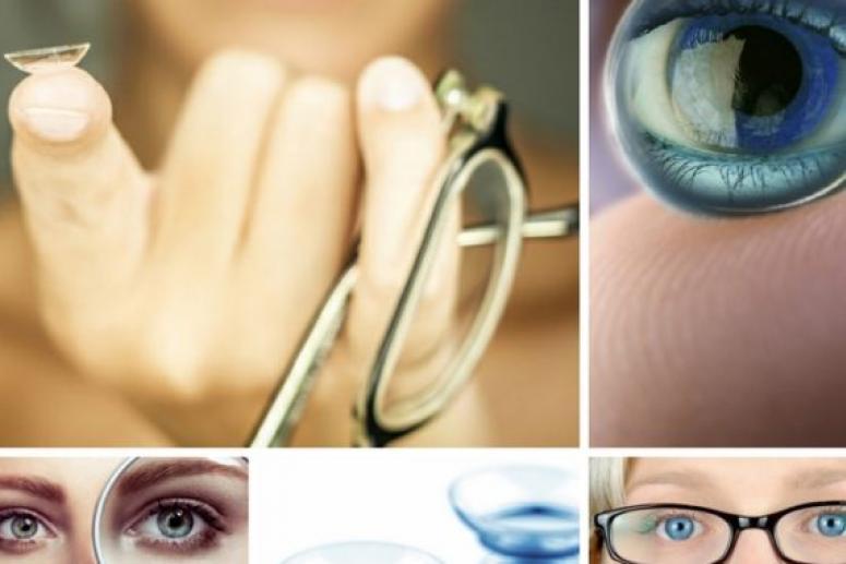 Особенности выбора контактных линз