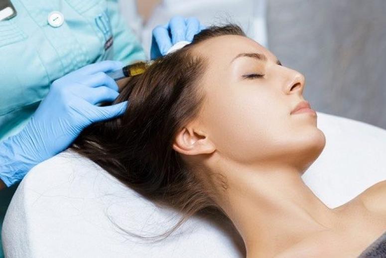 Плазмолифтинг головы: эффективность процедуры
