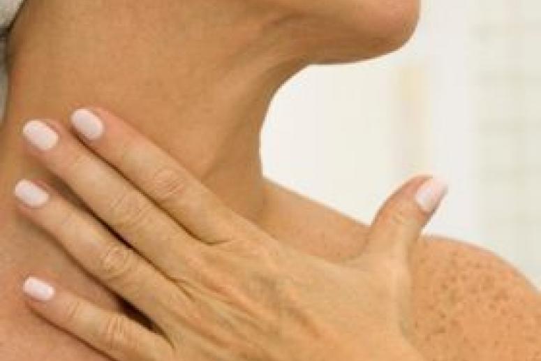 Подтяжка шеи избавит вас от первых признаков старости