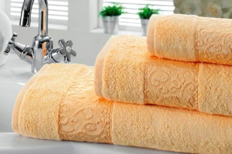 Преимущества применения махровых полотенец