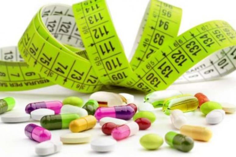 Препараты для похудения: принцип действия