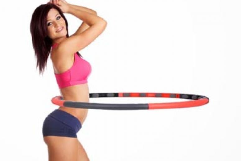 Упражнения с обручем для похудения (пошаговая инструкция)