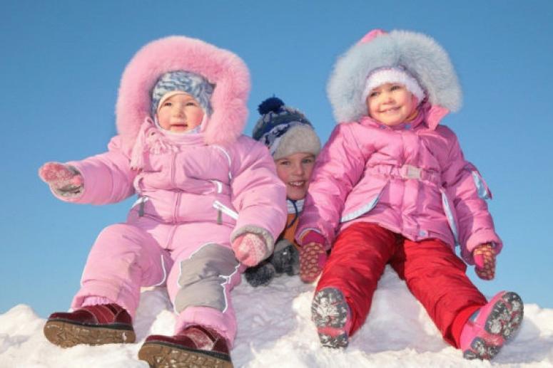 Какая одежда понадобится ребенку зимой?